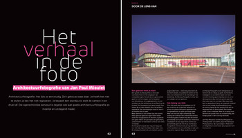 2015 01 12 'The story in the picture' - A portfolio in Architectuur.NL