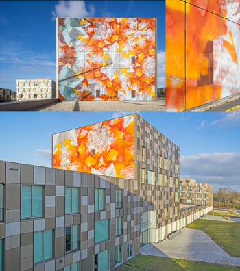 2015 03 24 Thiele Glas names 'Onderwijspark Ezinge' as Project of the Month